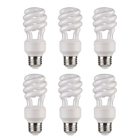 Great Value T3 14w Daylight Compact Fluorescent Light