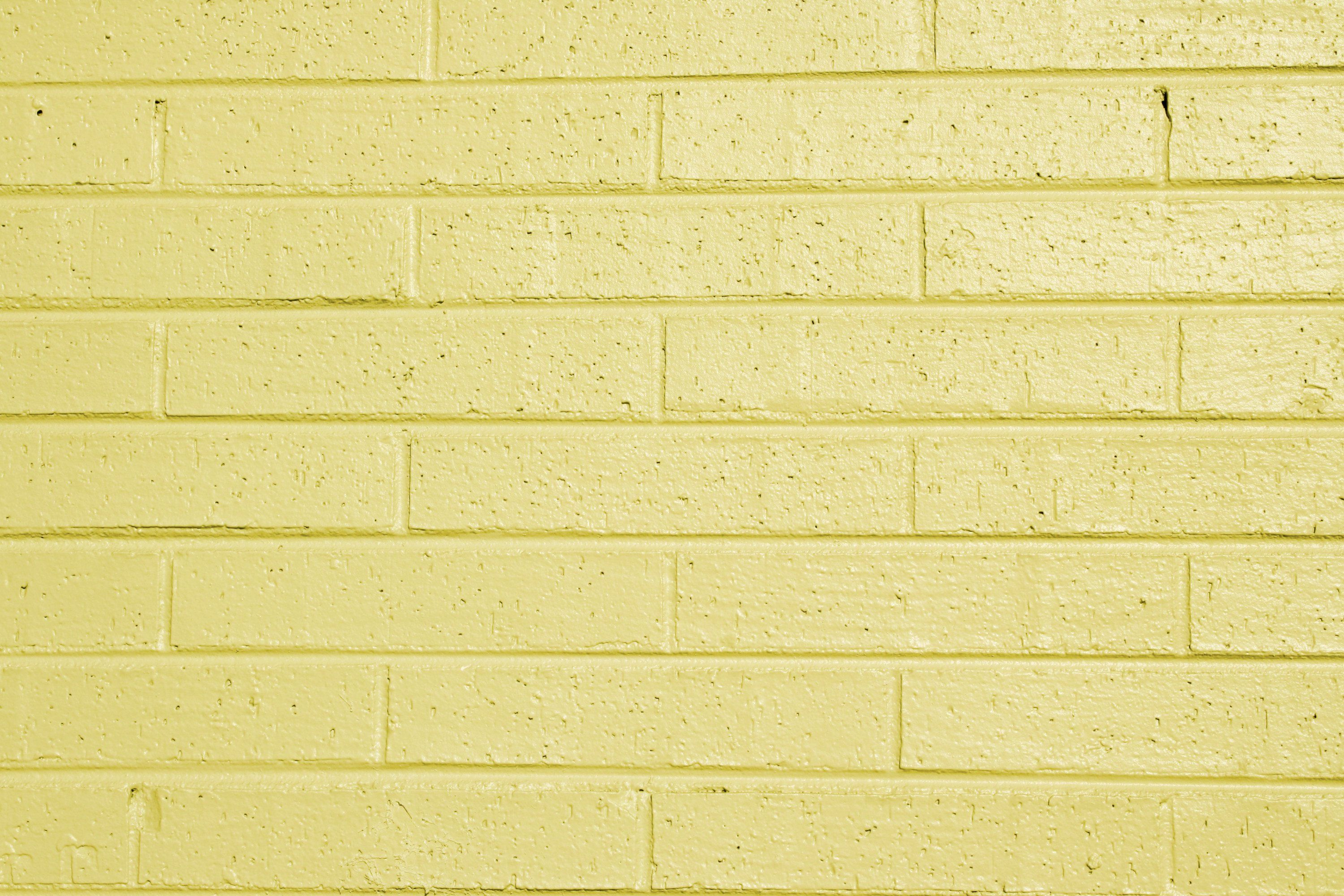 Image result for pale yellow brick wall | Living room and office ...