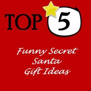 Funny Secret Santa Gift Ideas Funny Png
