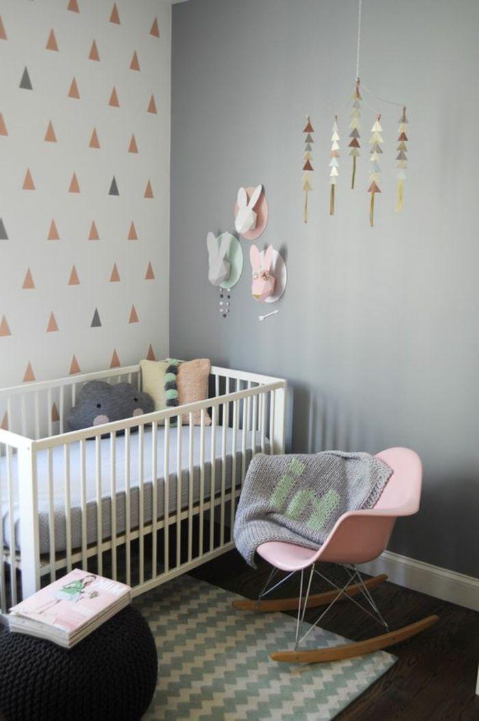 Erstaunlich ▷ 1001+ Ideen Für Babyzimmer Mädchen | Tolle Kinderzimmer Designs |  Pinterest | Babies