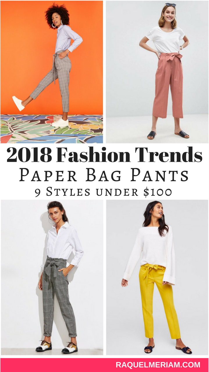 Fashion style Wear you Trendswould patterened trousers for woman