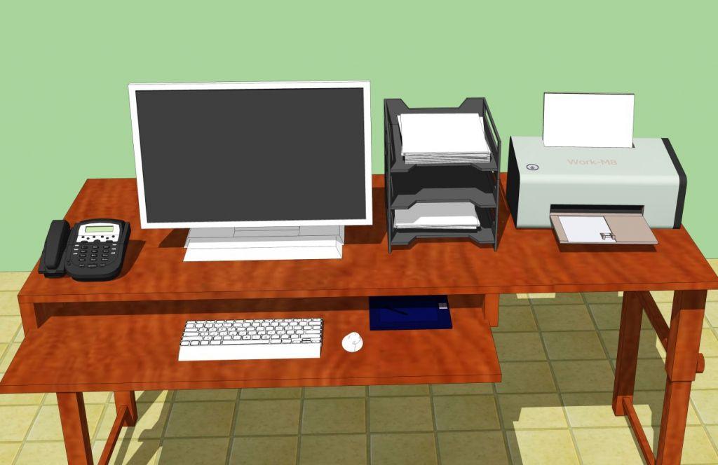 Büro Schreibtisch, Ergonomie Möbel Für Home Office Überprüfen Sie Mehr  Unter Http://
