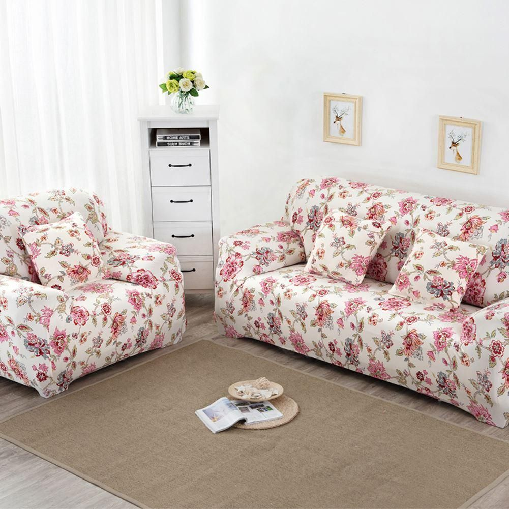 10 Floral Sofa Cover Elegant As Well As Attractive Sofa Covers Floral Sofa Single Sofa