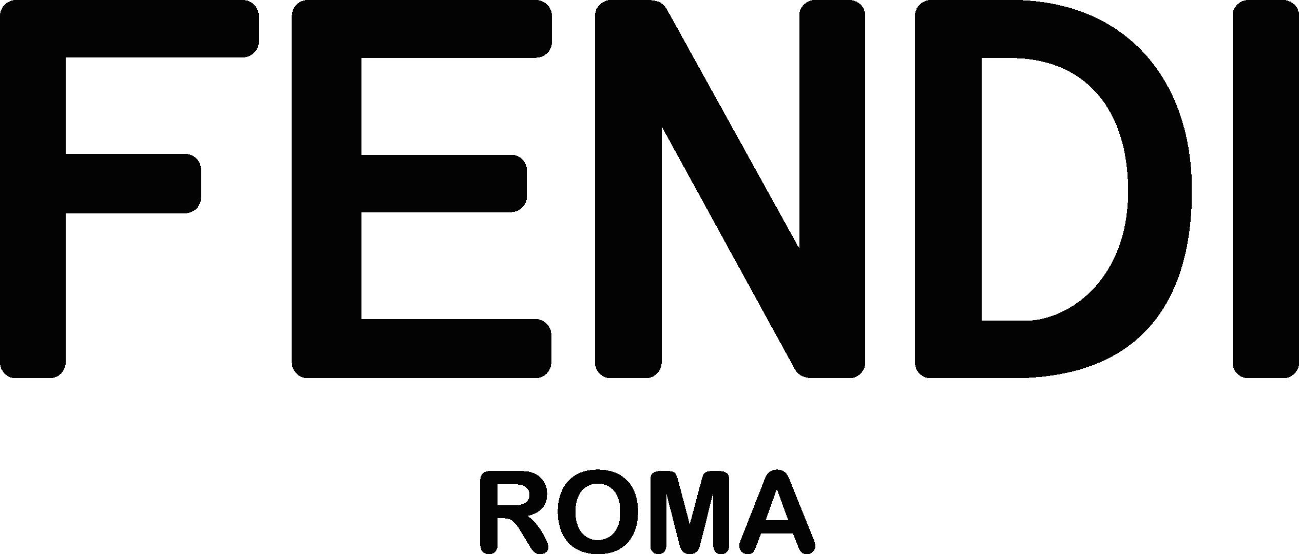 Fendi Logo Logos Fendi Fashion Logo