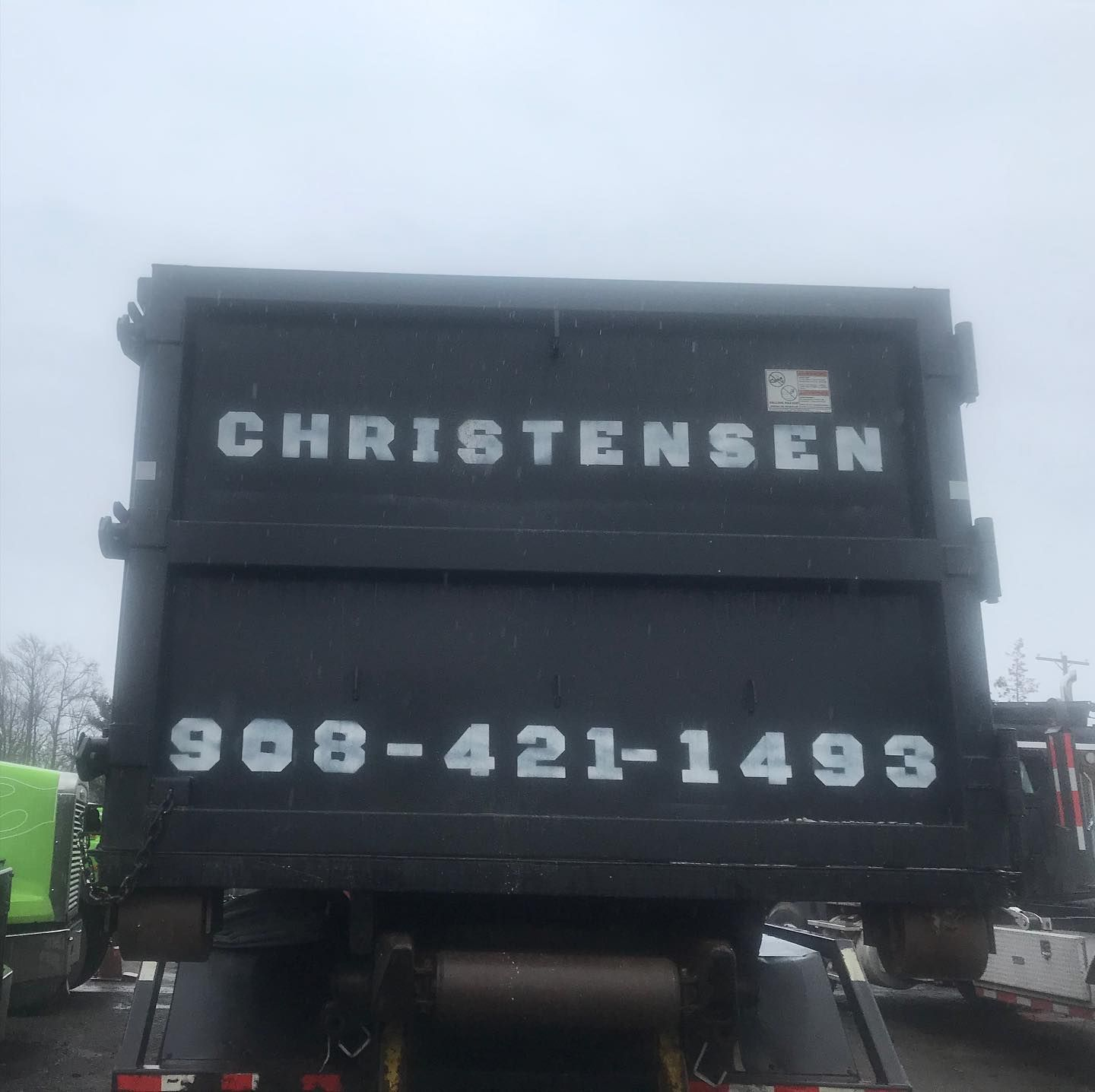 Whether You Re Landscaping Cleaning Or Rebuilding Your Home Christensen Recycling Provides Debris Hauling Services To Keep Your Yard Clean Call 908 421 14 In 2020