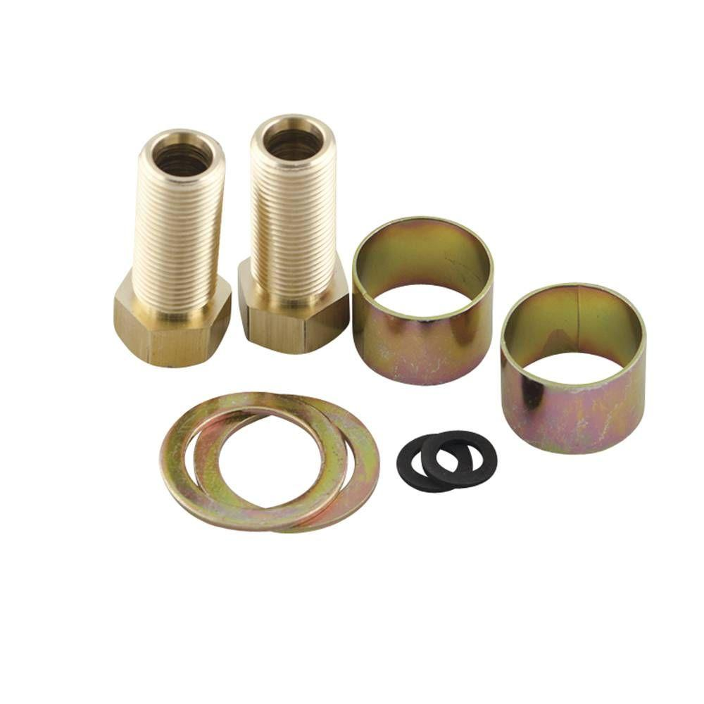 Moen Thick Deck Extension Kit For Valves With 1 2 In Threaded