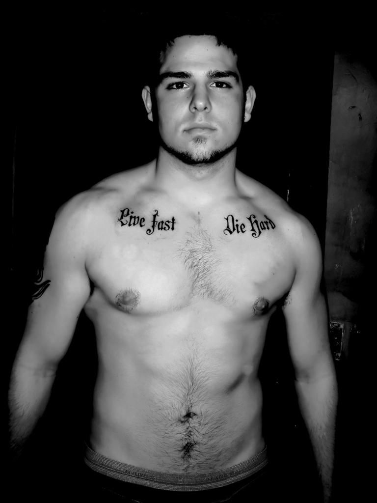 Letter Chest Tattoo Chest Tattoo Men Cool Chest Tattoos Tattoos For Guys