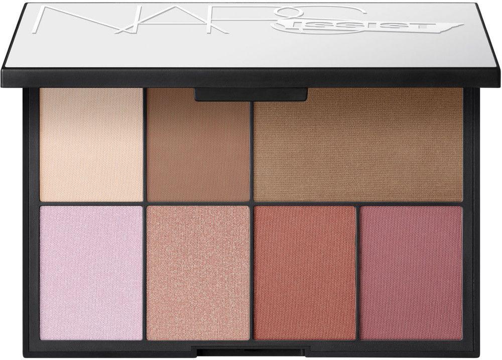 NARSissist Cheek Studio Palette Ulta Beauty Lip colors