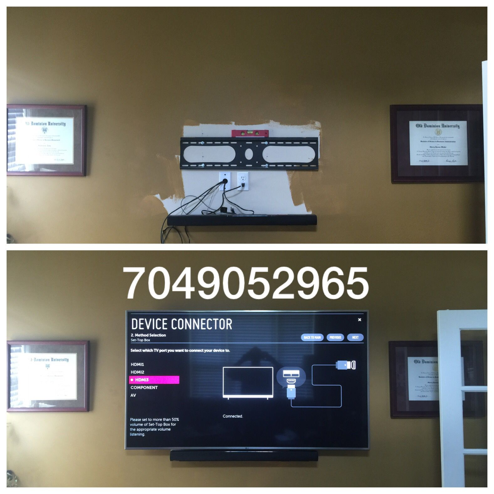 weekly specials on charlotte tv mounting service free tilting wall rh pinterest com
