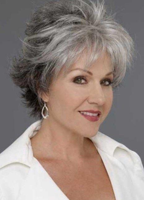 Cortes De Cabello Para 60 Años #cabello #CorteDeCabello # ...