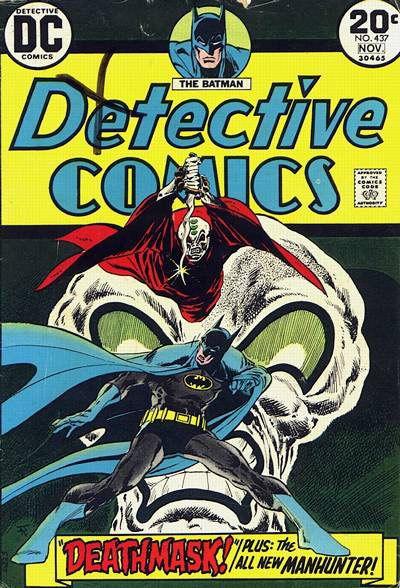 Detective Comics #437 DC Comics