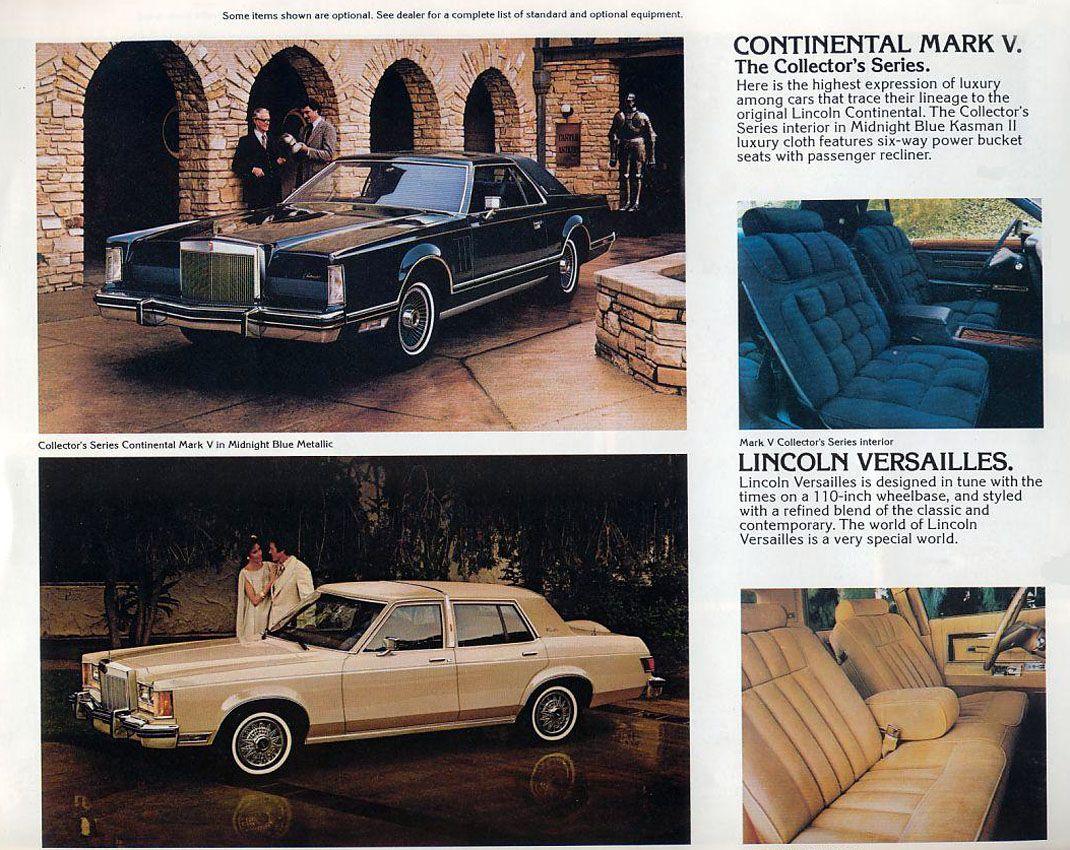 1979 Lincoln-Mercury-05   Cars of the 1970s I like   Pinterest ...