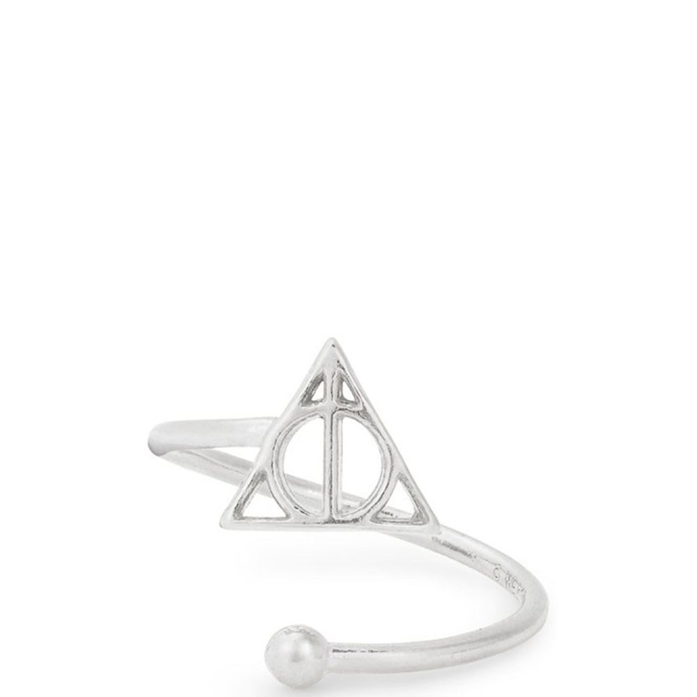 Alex and ani harry potter deathly hallows ring wrap at the