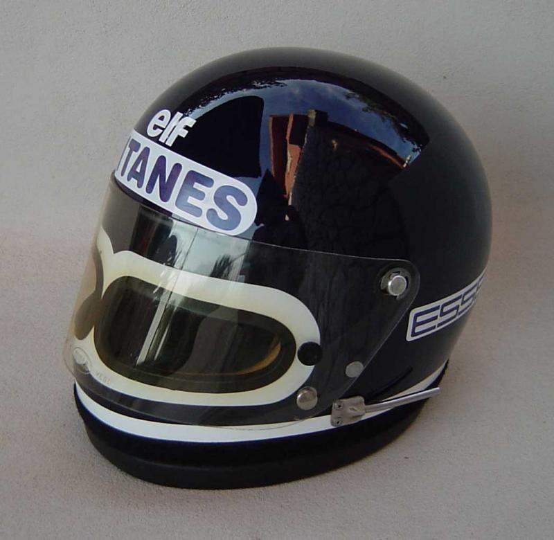 Vintage Bell Star Helmet