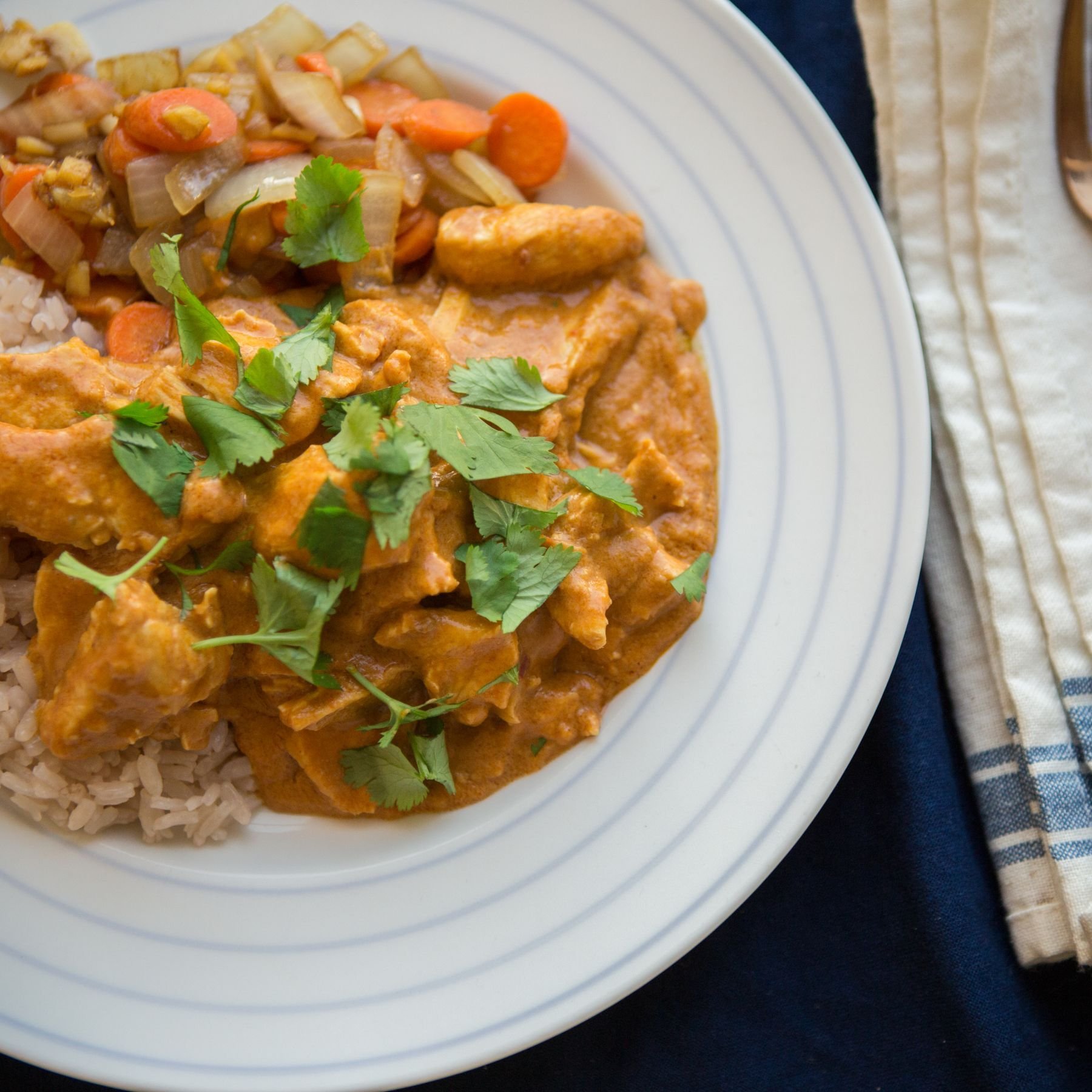 Healthy Simple Meal Ideas Thai Peanut Chicken Shopmeals Relayfoods