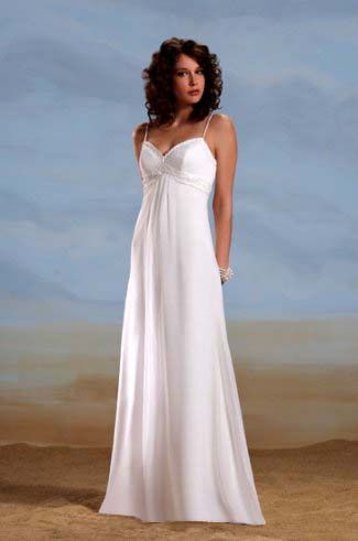 Beach Wedding Dresses Benefits of Looking Online for Beach Style