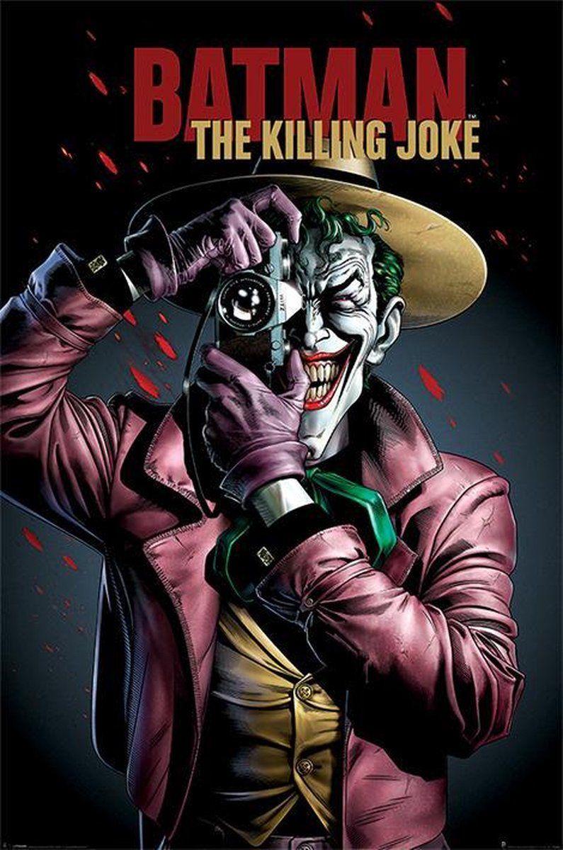 Killing Joke Cover Poster Giclée Killing Joke