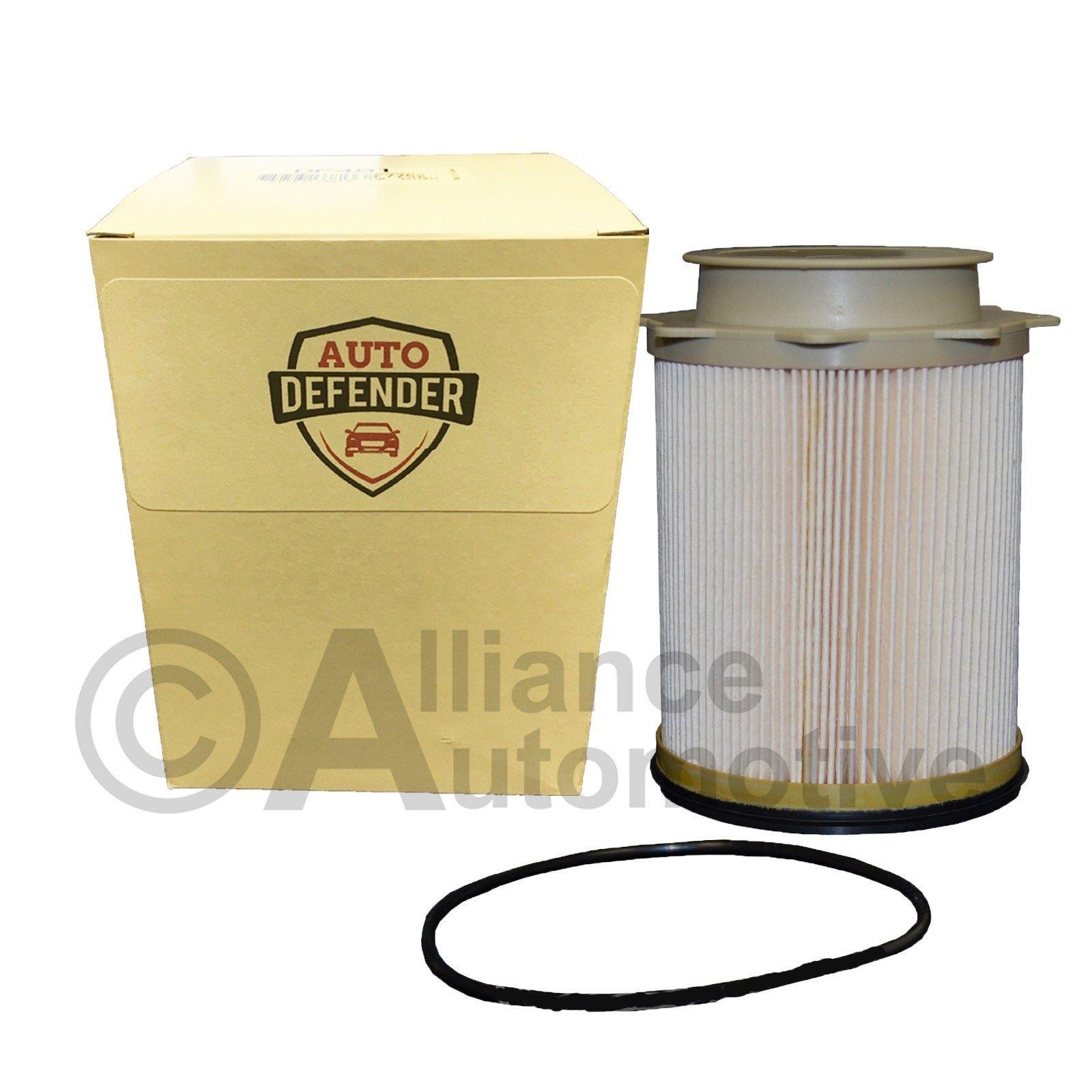 hight resolution of 1 diesel fuel filter fits 10 16 dodge ram cummins 6 7l turbo front cummins turbo front dodge fits fuel filter diesel