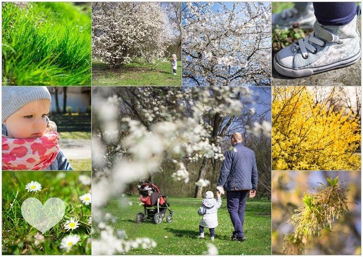 #spring #sunny #dadanddaughter #yellow #happy