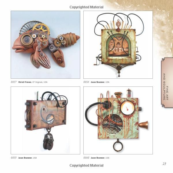1 000 Steampunk Creations Neo Victorian Fashion Gear And Art 1000 Series Dr Grymm Barbe Saint John 9781592536917 Neo Victorian Victorian Fashion Gear Art