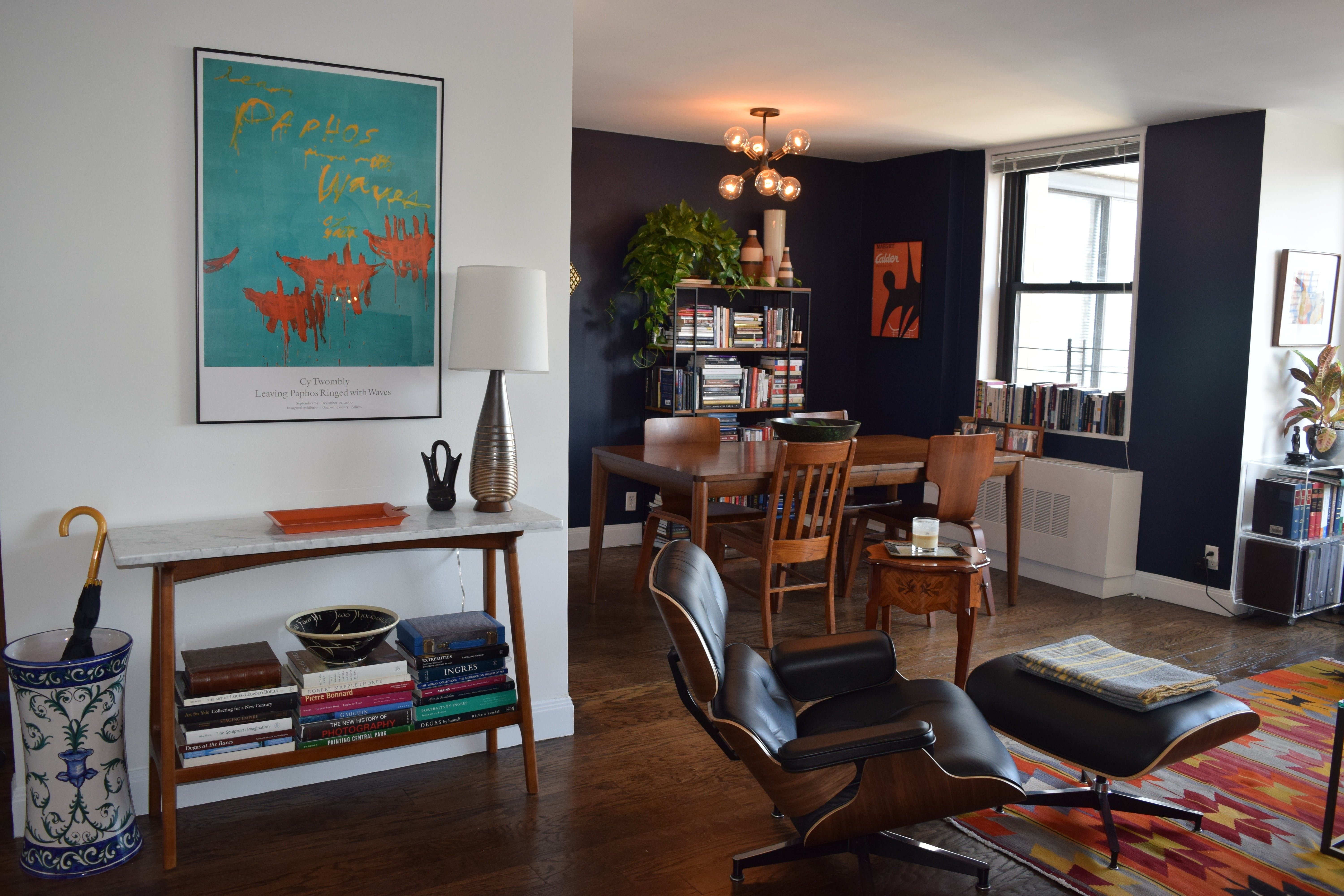 An Art Historian's New York Apartment Filled With