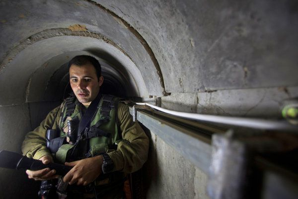 """We will not complete the operation without neutralizing the tunnels, the sole purpose of which is the destruction of our civilians and the killing of our children,"""" Prime Minister Benjamin Netanyahu of Israel declared in a televised address afterward. """"It cannot be that the citizens of the state of Israel will live under the deadly threats of missiles and infiltration through tunnels — death from above and death from below."""""""