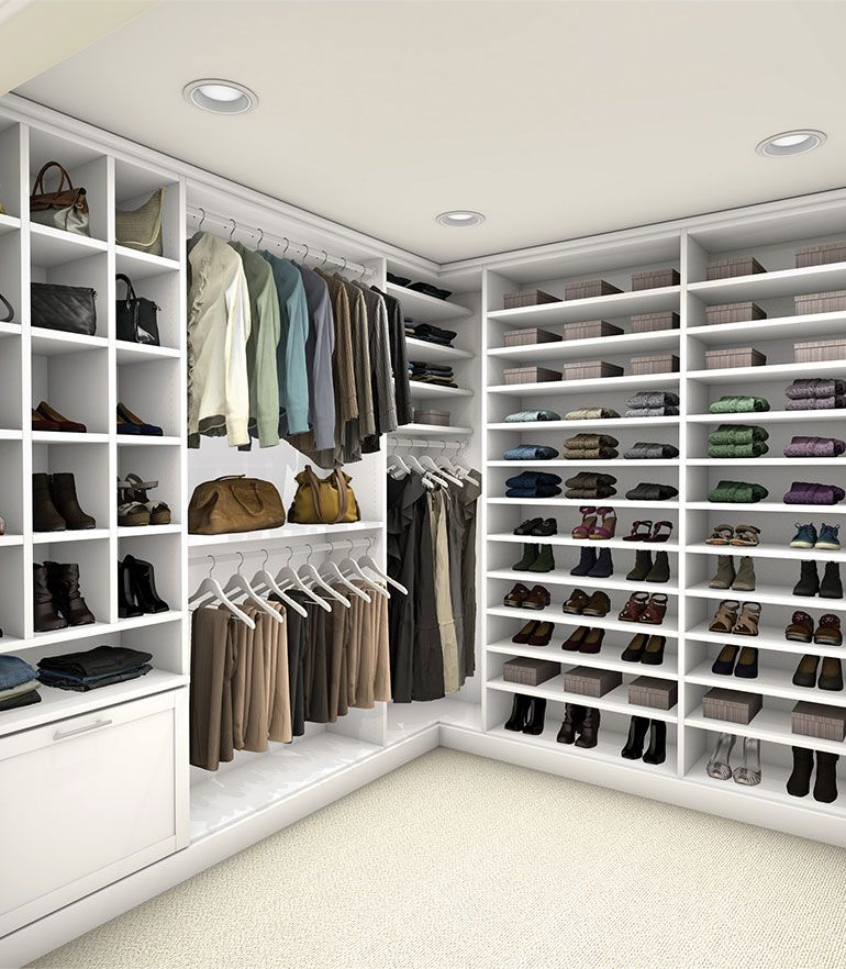 Ken S Dream Closet Tcs Closets By The Container