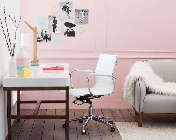 Wonderful Home Office In Pastellfarben   Ein Heißer Trend Im Raumdesign | Dekoration  And Modern