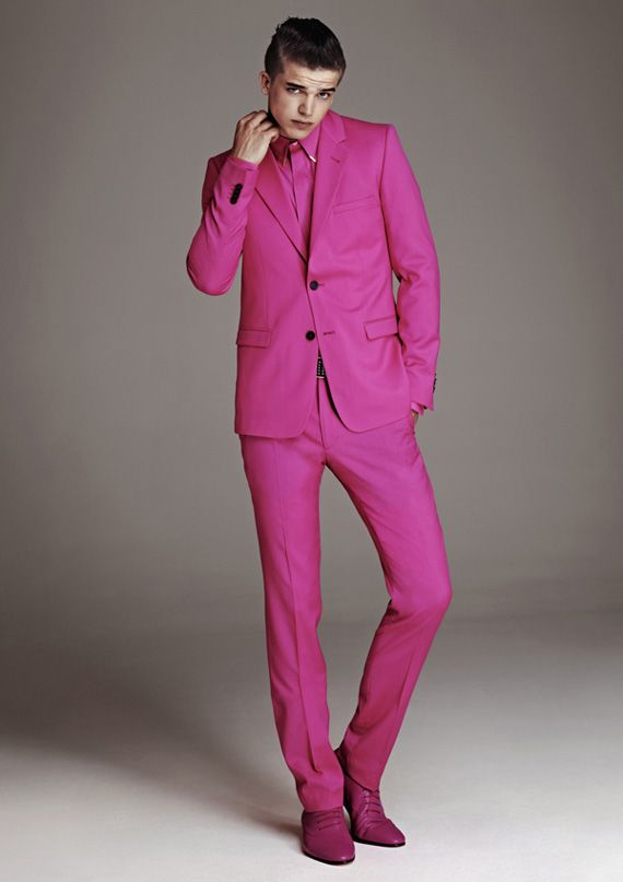 1000  images about Pink & Black on Pinterest | Dinner jackets