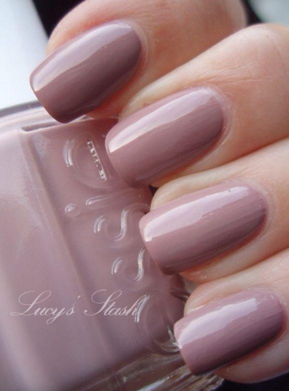 Essie Lady Like   nail art   Pinterest   Esmalte, Diseños de uñas y ...