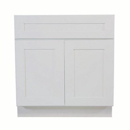 Design House 561498 Brookings Unassembled Shaker Sink Base Kitchen