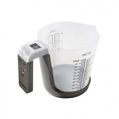 Ricardo Measuring Cup and Scale 2-in-1
