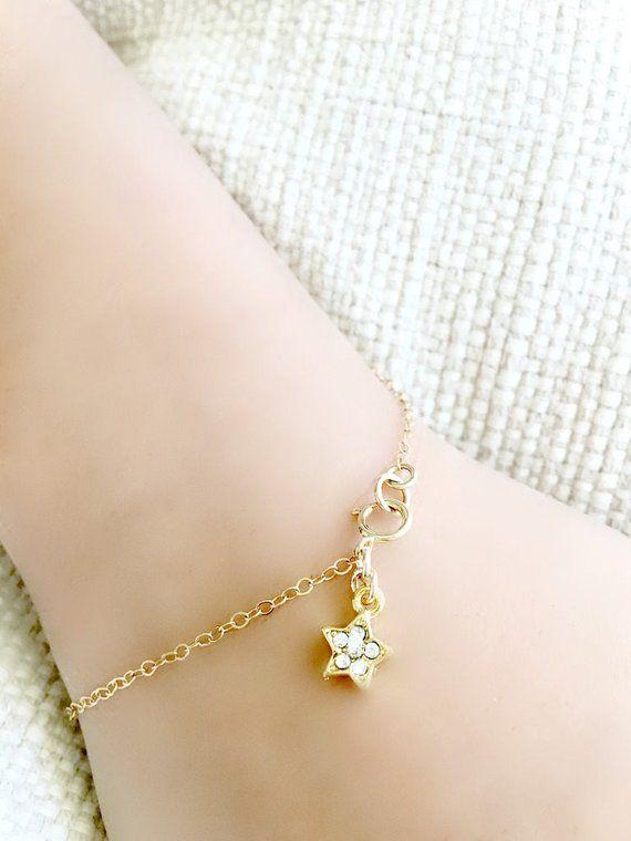 b0e06182c1672 14k Gold Heart Bracelet Monogram Initial Bracelet 2 Heart Bracelet ...