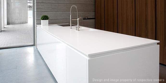 Corian Küchenarbeitsplatte corian designer white island 04 kitchen by magnabosco design mk