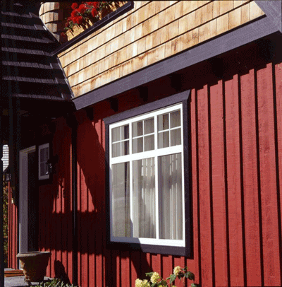 Paint Or Stain Cedar Siding How To Finish Western Red Cedar Wood Siding Exterior Cedar Siding Cedar Homes