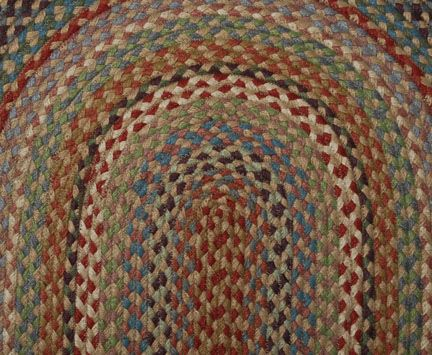 Quality Braided Rugs From The Braided Rug Company, UK $367 5u0027x8u0027 Rectangle
