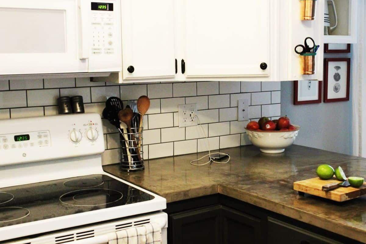 GroB Die Installation Von U Bahn Fliesen Für Ihre Küche Backsplash Überprüfen  Sie Mehr Unter Http: