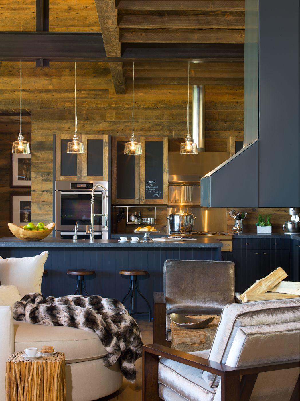 Snowmass Colorado  Kitchens  Pinterest  Kitchens Wooden Interesting Colorado Kitchen Design Design Inspiration