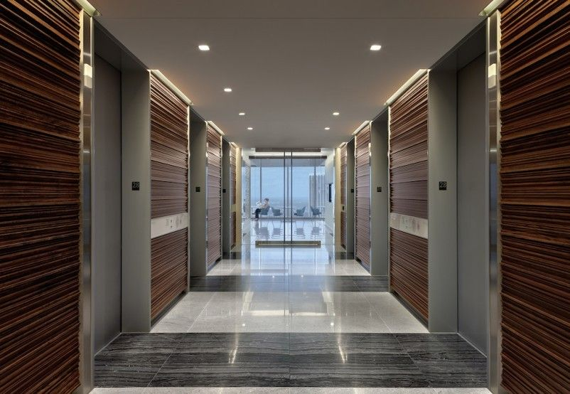 Amerlux Lighting Hallway