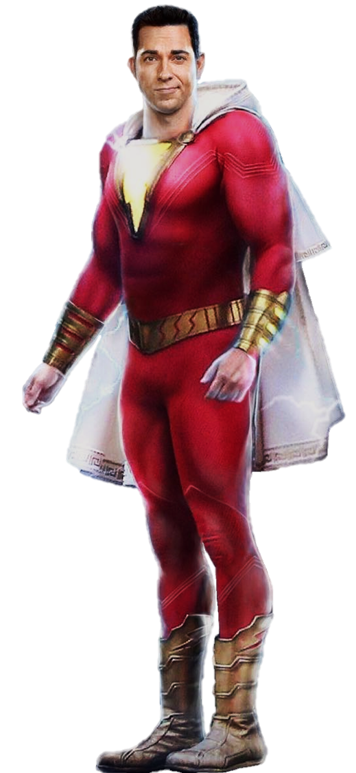 Shazam 1080p: Shazam! :Transparent Background By Https://www.deviantart