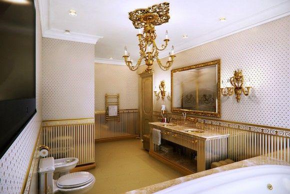 Buckingham Palace Bathrooms Gold Room Of Bath Design At