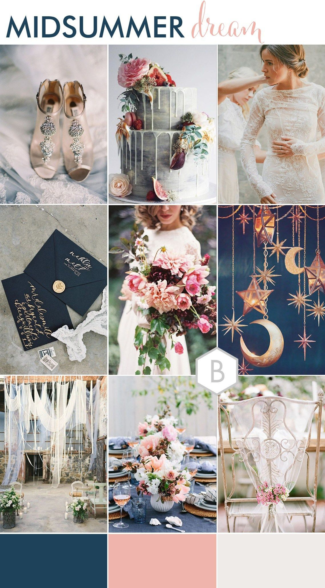 top summer wedding color combinations | wedding color