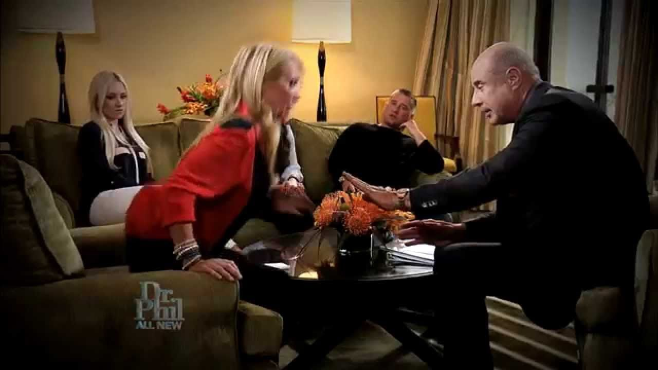 Tuesday 04/28 on the Dr Phil Show: Real Housewife's