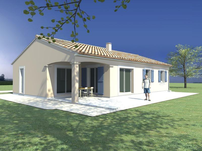 Plan De Maison Moderne Quadri