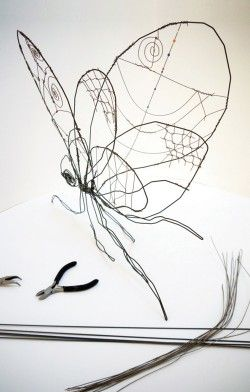 Lesson Plan Ks3 4 Art Wire Work Teach Secondary Things To Make Rh Com DIY Projects Large Wall