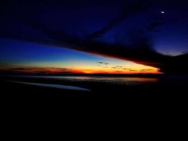Lovely Beautiful Sunset