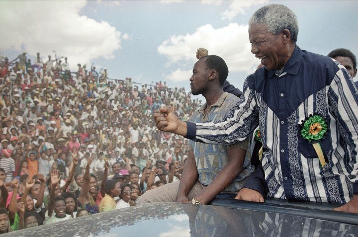 Nelson Mandela: An Indispensable Life in Pictures   TIME.com