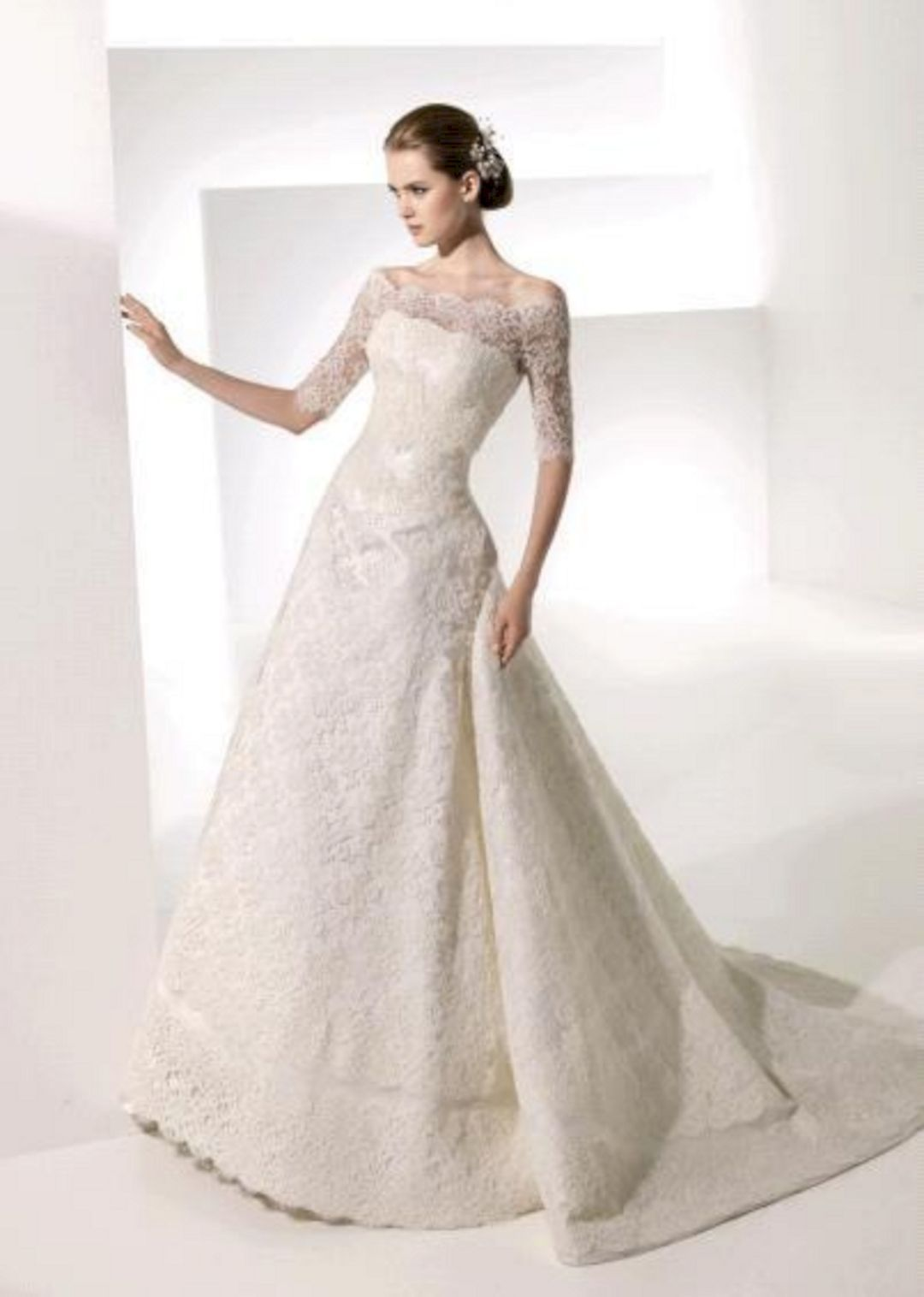 best long sleeves wedding dresses ideas for trend you need