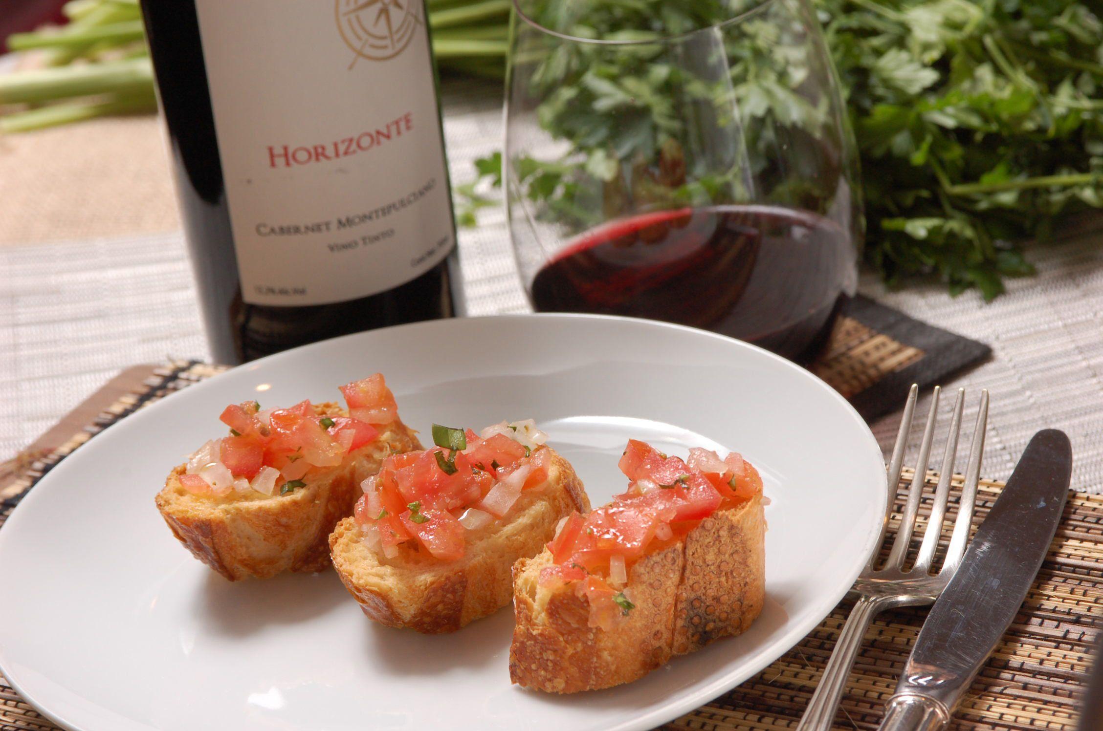 Bruschetta italiana cocina y comparte recetas de cocina al natural y regis poncheval de - Cocina al natural ...