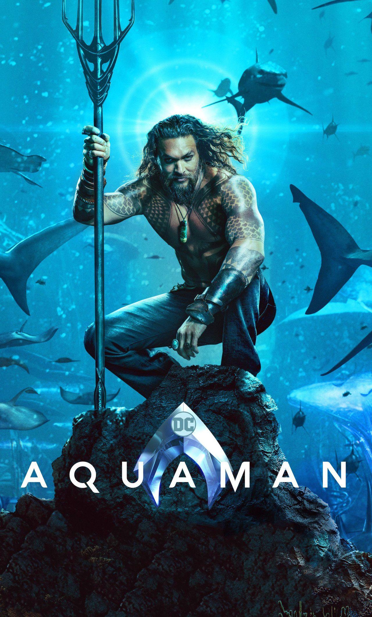 Aquaman Movie 4k In 1280x2120 Resolution Aquaman Film Aquaman Jason Momoa Aquaman